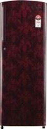 Picture of VIDEOCON REFRIGERATOR VZ205USCLR-FDA LILY ART RED