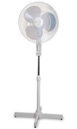 Picture of USHA PEDESTAL FAN  400MAXX AIR WHITE