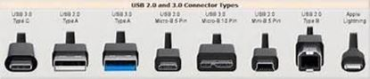 Picture of HDMI USB CONNECTOR 5 IN 1 I-PHONE